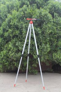 Aluminium Prism Pole Tripod (B-5A) pictures & photos