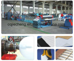 High Performance Extrusion Production Line with Single Screw EPE Foam Sheet Machine Jc-150 for Plastic Extruder Machine pictures & photos