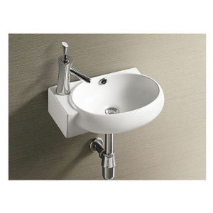 Ce Approve Mini Wall Hung Basin Sink for Hotel Project pictures & photos