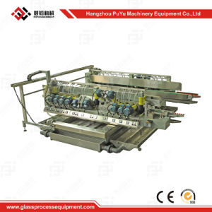 10/11 Spindles/Motors Glass Straight-Line Double Edger From China Manufacturer pictures & photos