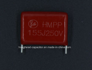 Cbb21 Mpp Polypropylene Film Capacitor in Circuit Board pictures & photos