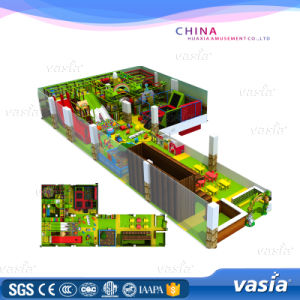 New Design Indoor Trampoline Park with Ce Certification (VS6-151209-905A-31A) pictures & photos