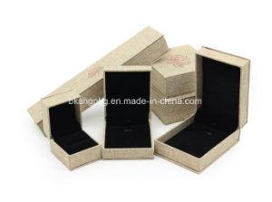 Vintage Linens Jewelry Box Ring Pendants Box Wholesale Bracelet Necklace Box Jewelry Box pictures & photos