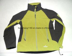 Man Outdoor Warterproof Softshell Jacket (822)