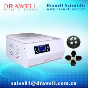 Benchtop High-Speed Refrigerated Centrifuge with LCD Display pictures & photos