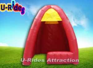 Yellow Inflatable Booth Tent for Outdoor pictures & photos