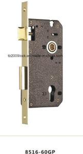Mortise Door Lock/Lock Body/Lock (8516-6G0P) pictures & photos