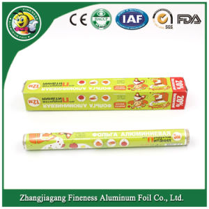 Raw Material Aluminum Foil Manufacture for Household Kitchen Food pictures & photos