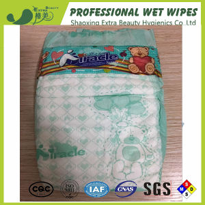 OEM Leak Guard Printed Disposable Baby Diapers in Bulk pictures & photos