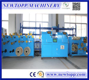 Numerical Control Horizontal Double-Layer Cable Wrapping Machine pictures & photos