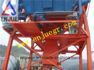 Mobile Hopper with Duster Hydraulic Type Dust Removal pictures & photos
