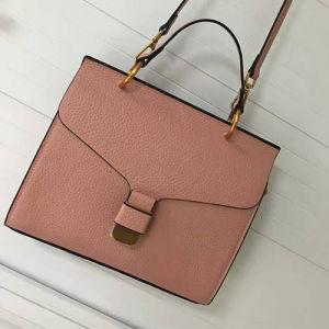 New Hot Fashion Women Shoulder Bag Pure Genuine Leather Handbag Emg4820 pictures & photos