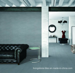 Grey Color Sandstone Full Body Floor Tile for Supermarket pictures & photos