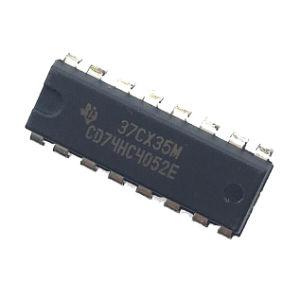 CD74hc4052e 74hc4052n 74hc4052 Dual 4-Channel Analog Multiplexer/Demultiplexer IC pictures & photos