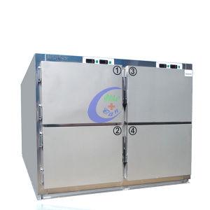 Mortuary Equipment Morgue Freezer Mortuary Fridge pictures & photos