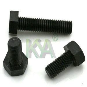 Grade 8.8 DIN 931 Hexagon Head Bolt pictures & photos