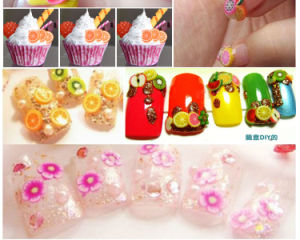 Decoration Nail Art Tip Glitter Beads Powder Shell Confetti pictures & photos