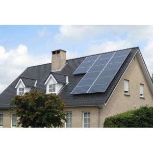 Competitive Price 265W Photovoltaic Poly Solar Panel for Home System pictures & photos