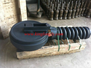Idler for Excavator (undercarriage parts) , Idler W/Tension Dev pictures & photos