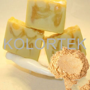 Natural Soap Pigment Mica, Cosmetic Mica Pearl Pigment pictures & photos
