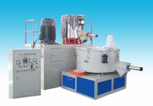 Hot and Cold Mixer Machine