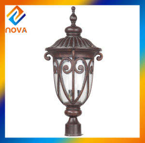 Factory Price Retro Vintage Outdoor IP44 Street Pillar Light pictures & photos