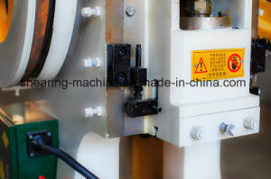 J23 Steel Metal Press Punching Machine Price for Hole Punch pictures & photos