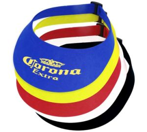 EVA Foam Sun Visor Cap with Logo pictures & photos