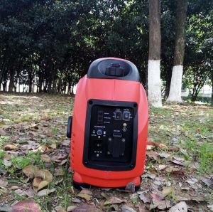1.5kw Mini Portable Gasoline Inverter Generator pictures & photos