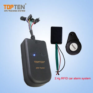 GPS Tracker with 2.4G RFID Technology, Crash Alert Tracking System Gt08-Ez pictures & photos