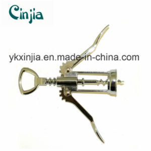 Zinc Alloy Wine Utensils Corkscrew Opener pictures & photos