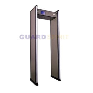 24 Zone Walk Through Metal Detector Price pictures & photos