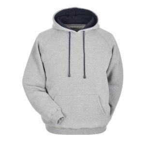Wholesale Custom Mens Pullover Fleece Sweatshirt/Hoodie pictures & photos