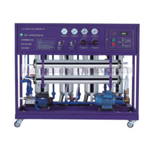 Reverse Osmosis System Drinking Water Purification Machine RO 300L/H pictures & photos