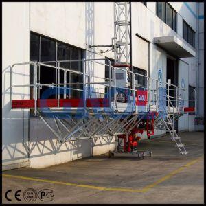 Gaoli Mast Climbing Work Platform SCP220/10d pictures & photos