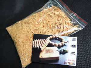 Taihang Mountain Can Be Burned Thuja Powder pictures & photos