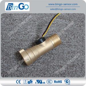 G1/2 Rate 1.5-30L/Min Brass Flow Sensor for Liquids, Water Flow Sensor for Pump pictures & photos