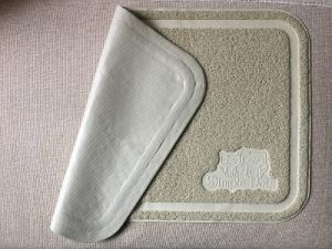 Pet Supply Pet Floor Mat with Logo pictures & photos