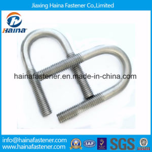 China Supplier Stainless Steel Ss304/Ss316 U Bolt pictures & photos