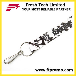 Chinese Cheap Promotional Customized Lanyard with Logo pictures & photos
