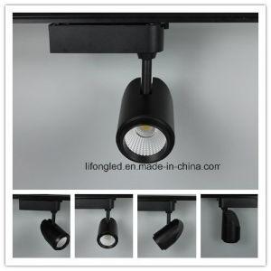 New Design High Lumen LED Track Spotlight COB LED Track Light 15W (CG0601-A1) pictures & photos