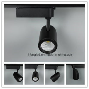 New Design High Lumens LED Track Spotlight LED Tracklight 15W pictures & photos