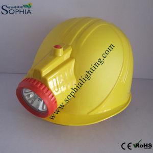 2016 High Quality LED Mining Lamp Helmet Lamp 2500mAh 15 Hours
