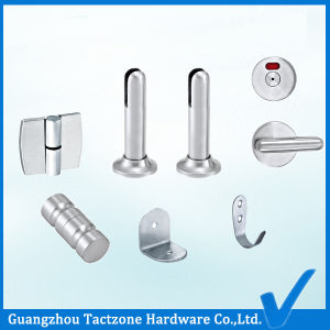 Factory Directly Toilet Partition Accessories Stainless Steel Sets pictures & photos