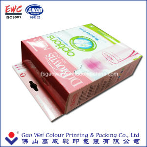 China Products Custom Printing Paper Folding Box Packaging, Paper Box Best Products, Gift Paper Box pictures & photos