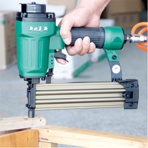 Air Stapler Air Tools Air Nailer Gun T50 pictures & photos