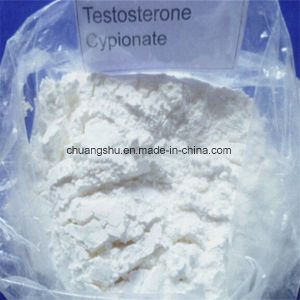 Effective Anabolic Steroids Testosterone Cypionate Powder (CAS: 58-20-8) pictures & photos
