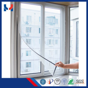 Wonderful Design Hot DIY Magnetic Insect Screen Window pictures & photos
