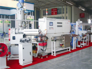 Teflon Coaxial Cable Extrusion Line (FPLM) pictures & photos