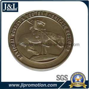 Die Casting Zinc Alloy Challenge Coin in 3D Mould, Good Price pictures & photos